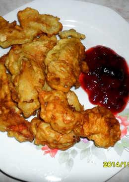 Sörös csirkemell filé