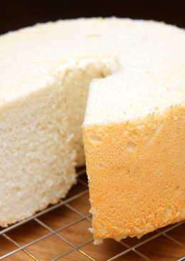 Klasszikus Angel Cake