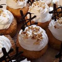 Kókuszos cupcake