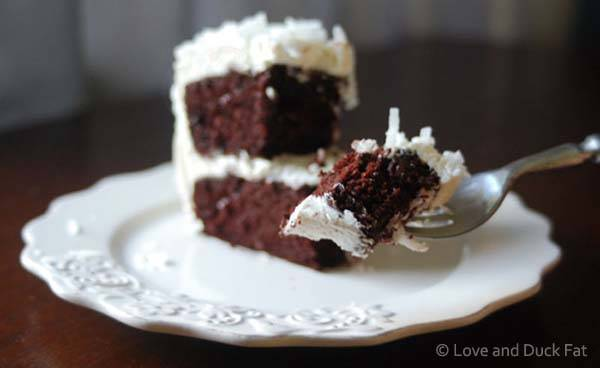 Kókuszos brownie torta főfotó