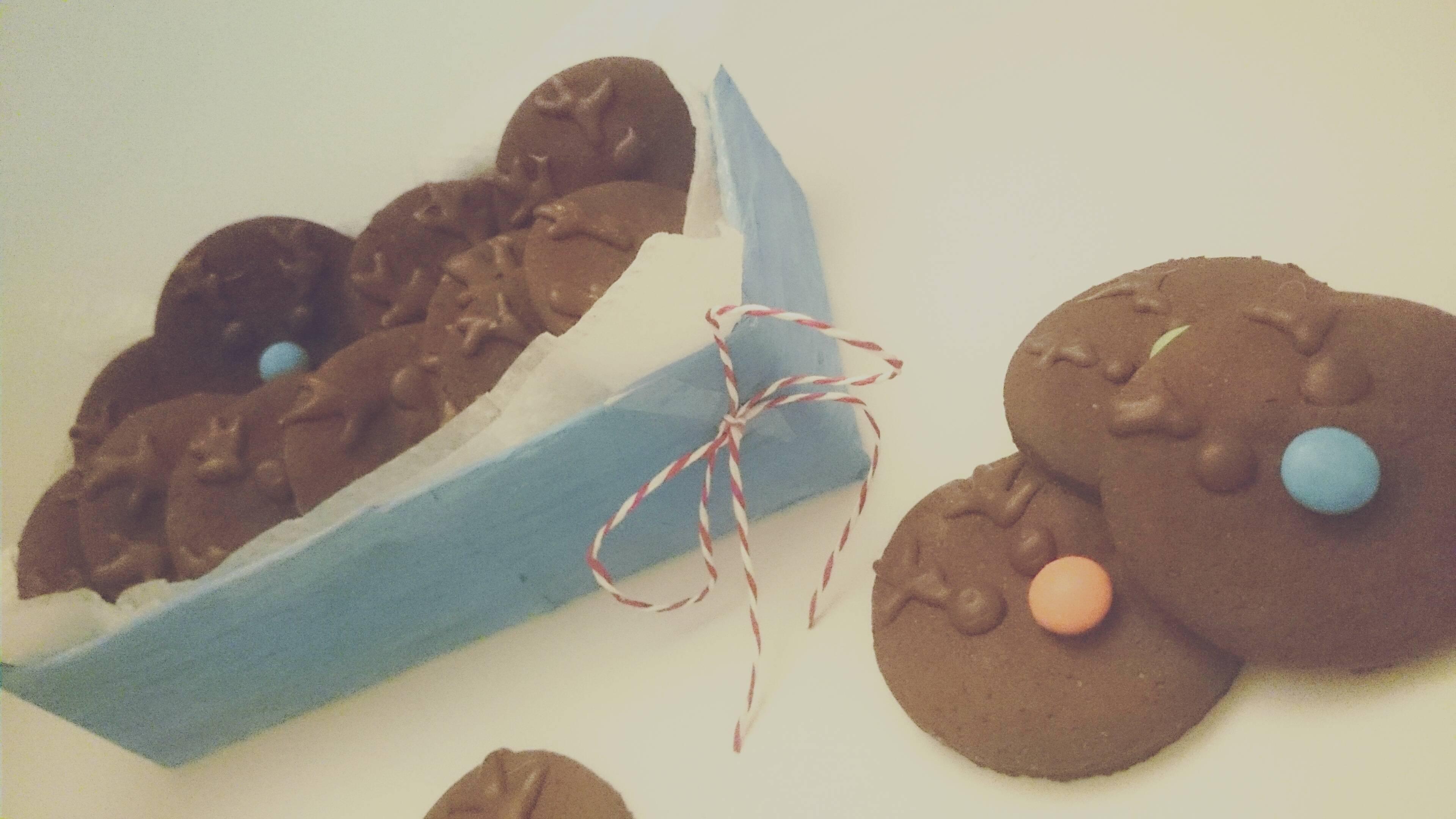 Rénszarvas csokis keksz főfotó