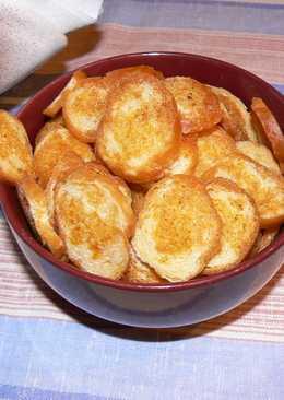 Kifli chips