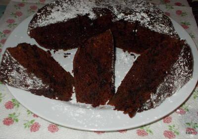 Mikrós kakaós süti