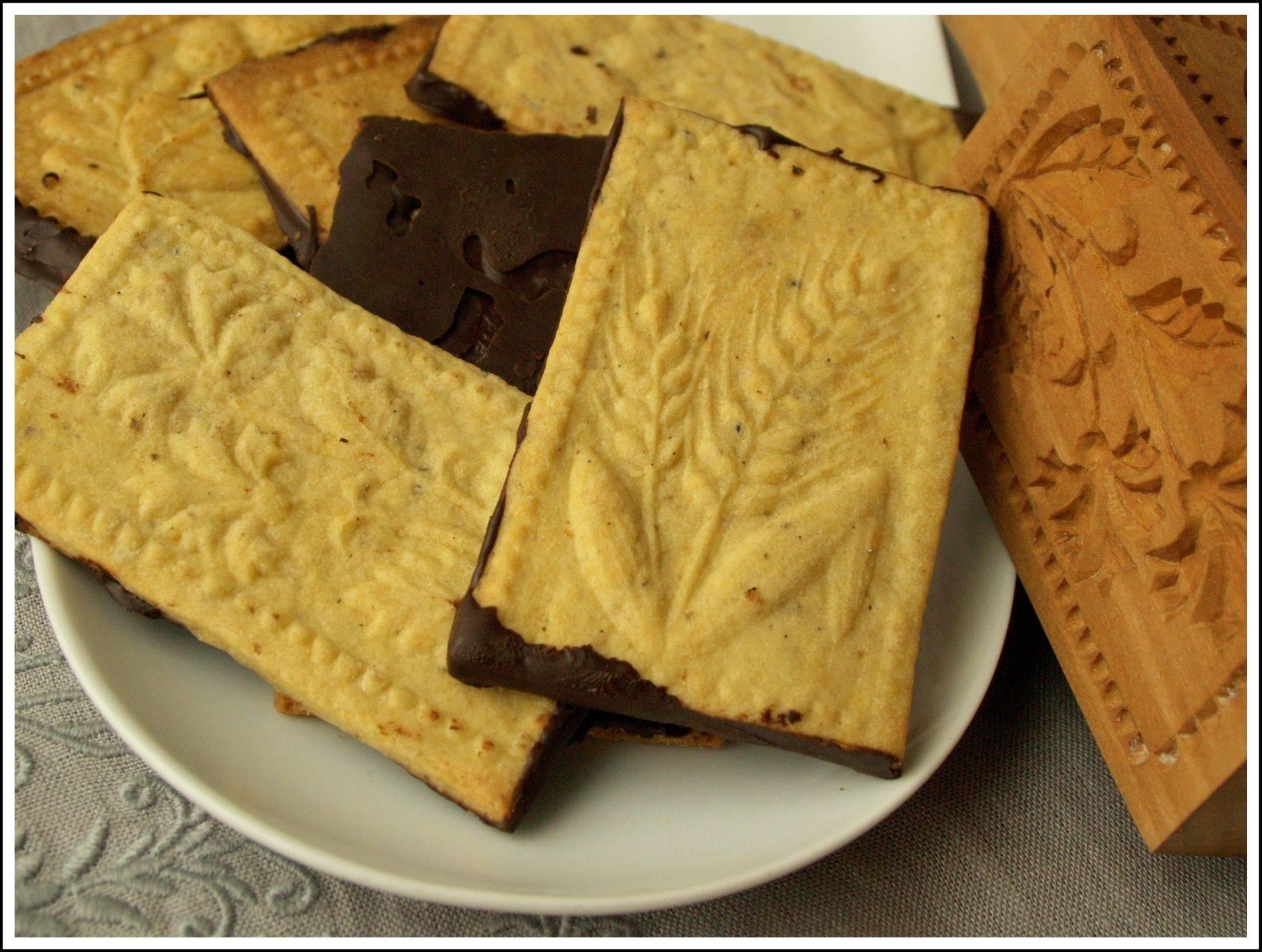 Mogyorós-kardamomos keksz recept főfotó