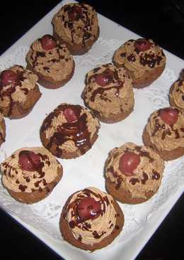 Lúdláb muffin
