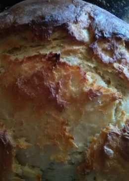 Erdélyi burgonyás kenyér