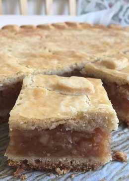 Mennyei almás pite