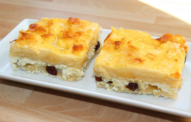 Dobálós túrós süti recept főfotó