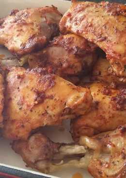 Paradicsomos csirkecombok