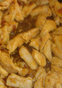 Fűszeres csirkemell