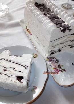 Viennetta fagylalt torta házilag