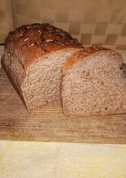 Magos graham kenyér