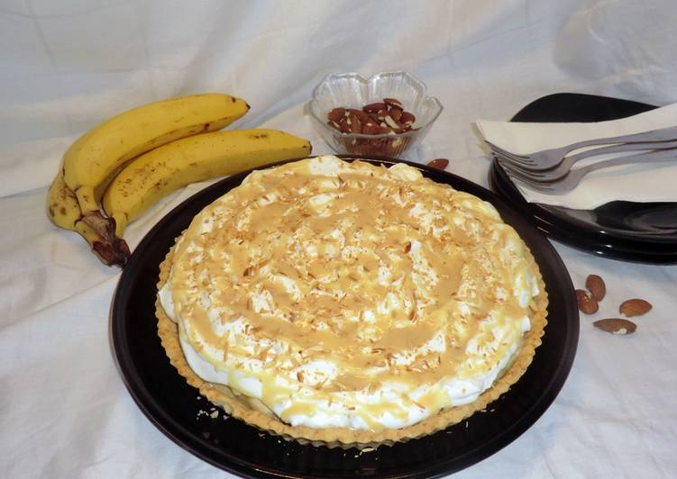 Banoffi banánpite
