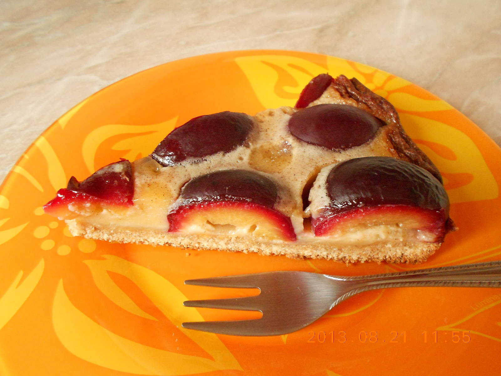 Szilva torta recept főfotó