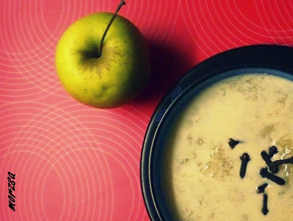 Forró gyömbéres almaleves recept főfotó