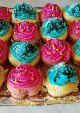 Cupcake, mini tortácska