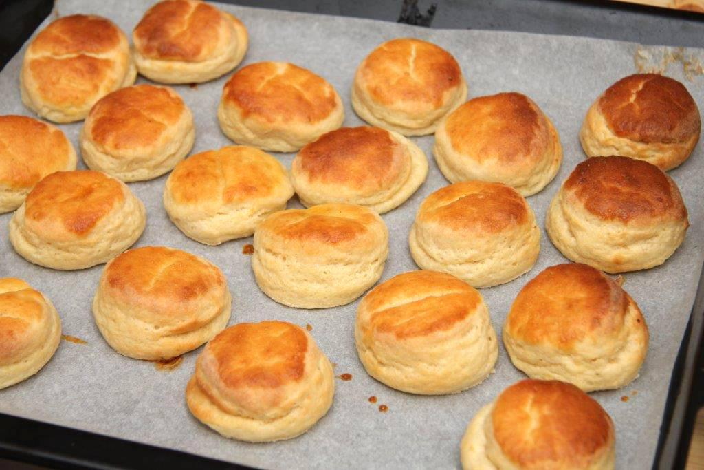 Habkönnyű burgonyás pogácsa recept főfotó