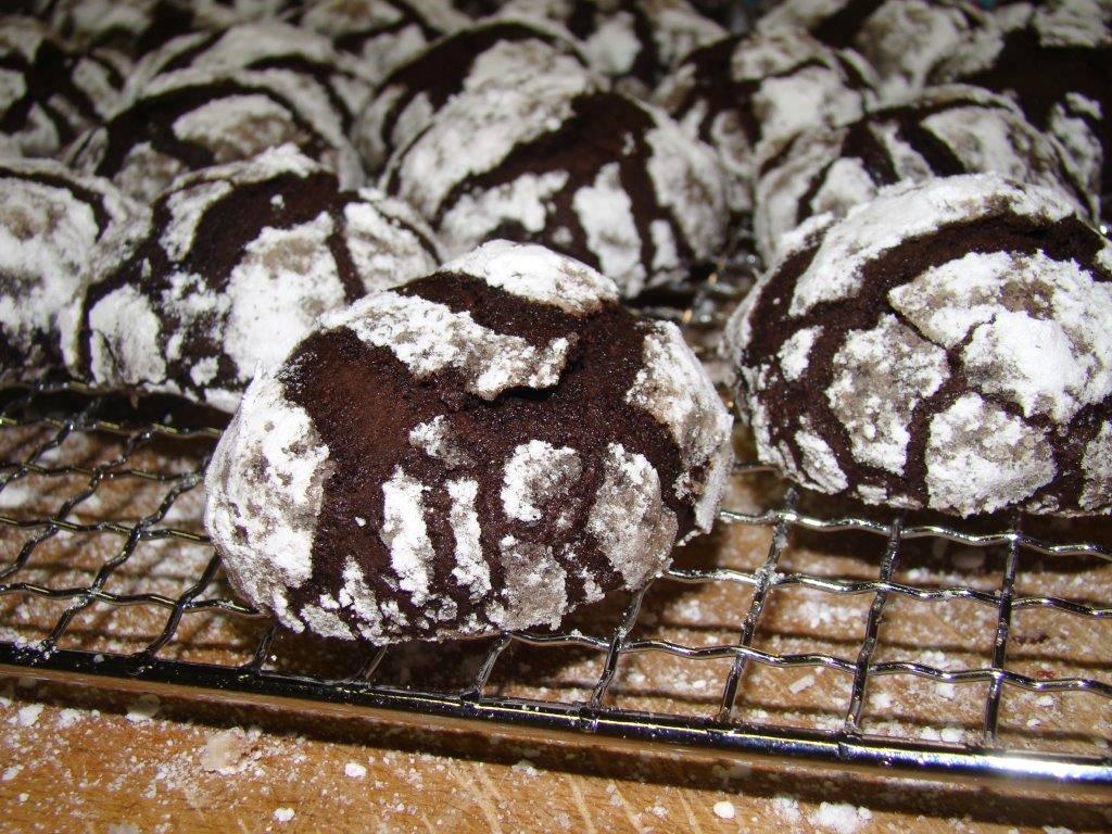 Csokoládés pöffeteg recept főfotó