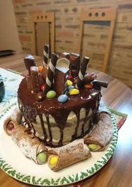 Meztelen torta, igazi gyerekeknek