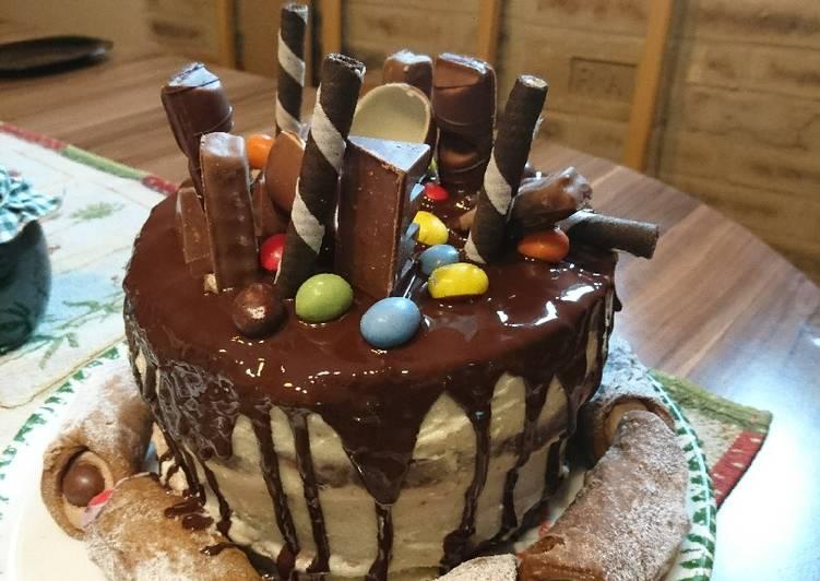 torta képek gyerekeknek Meztelen torta, igazi gyerekeknek | Zsuzsanna Garai receptje  torta képek gyerekeknek