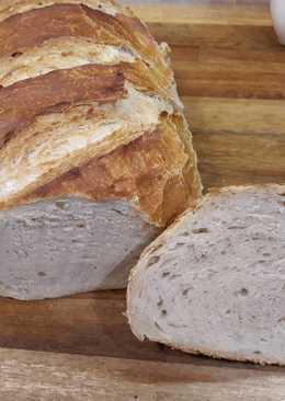 Többféle lisztből készült kenyér