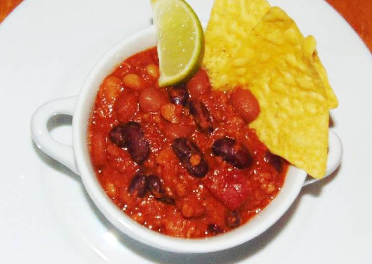 Lusta mexikói salsa babja