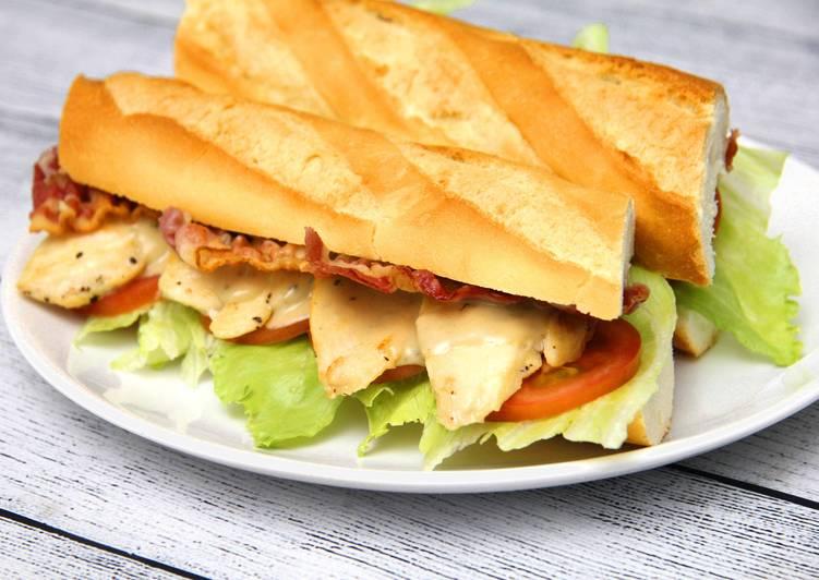 Caesar szendvics