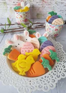 Húsvéti marcipános linzer
