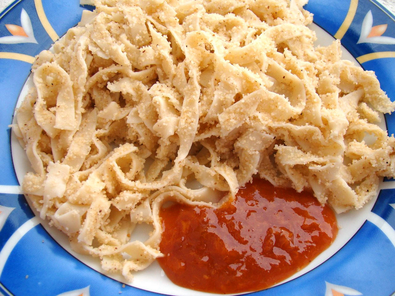 Grízes tészta recept főfotó
