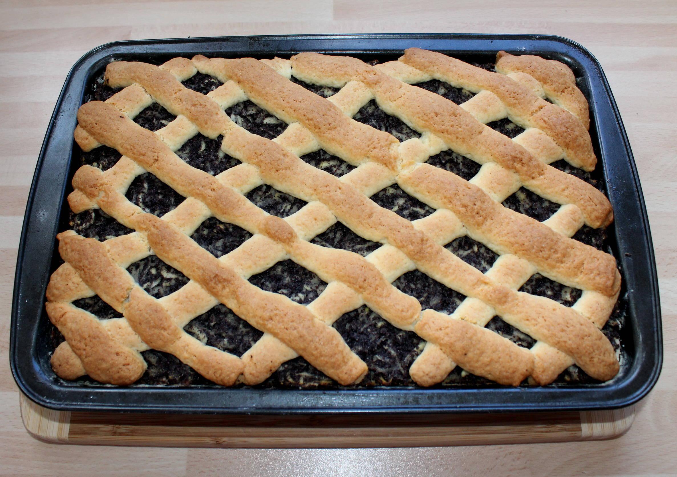 Almás-mákos pite recept főfotó