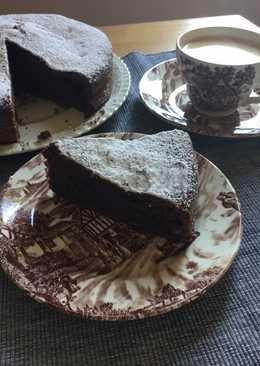 Egyszerű csokis süti