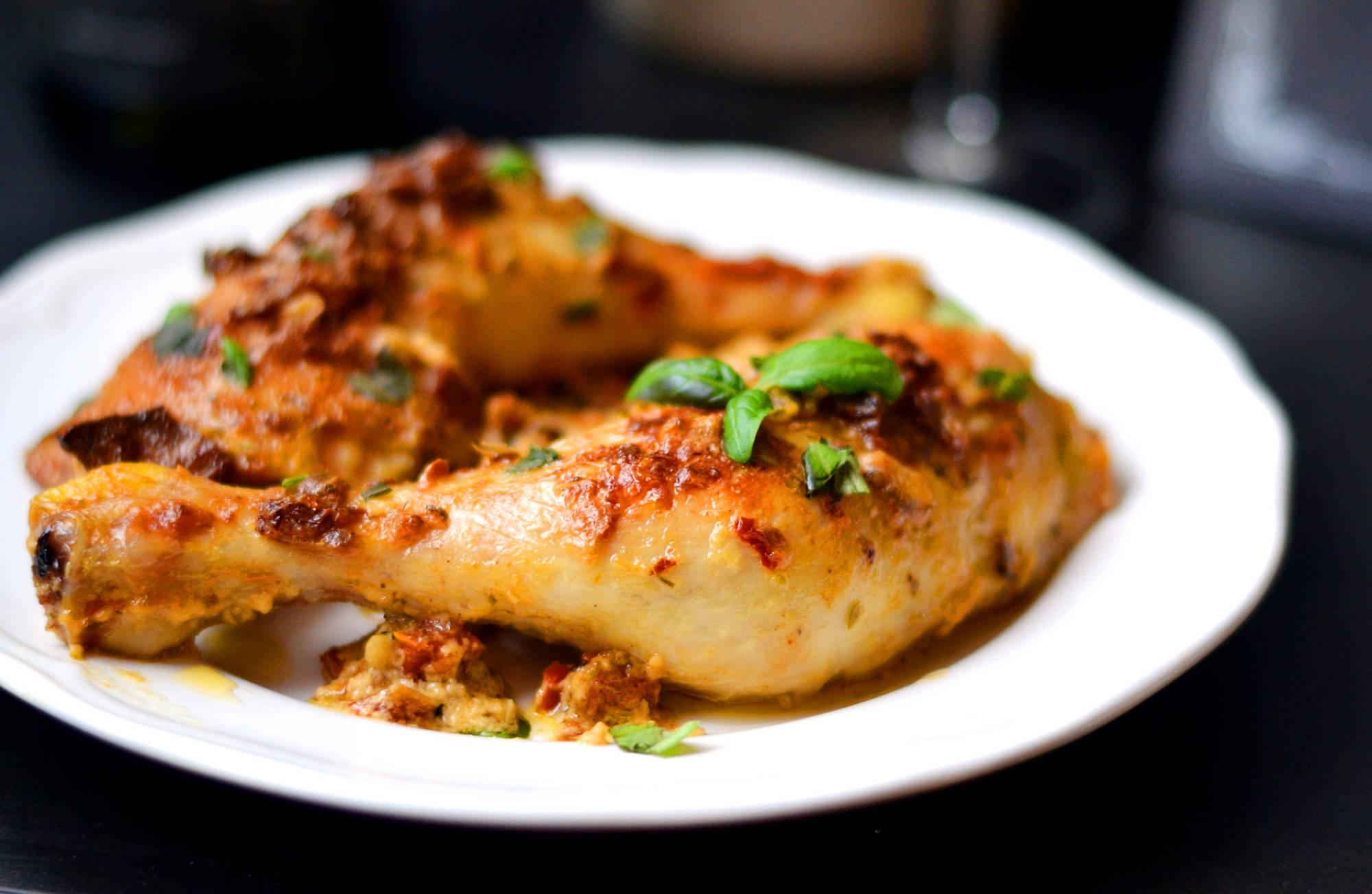 Szárított paradicsomos-tejszínes csirke recept főfotó