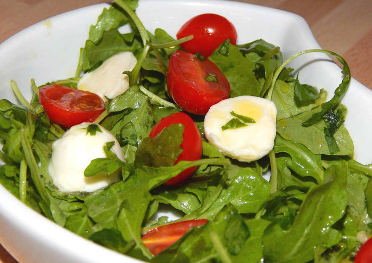 Rukkola saláta