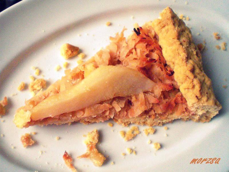 Körtés-birsalmás linzerpite recept főfotó