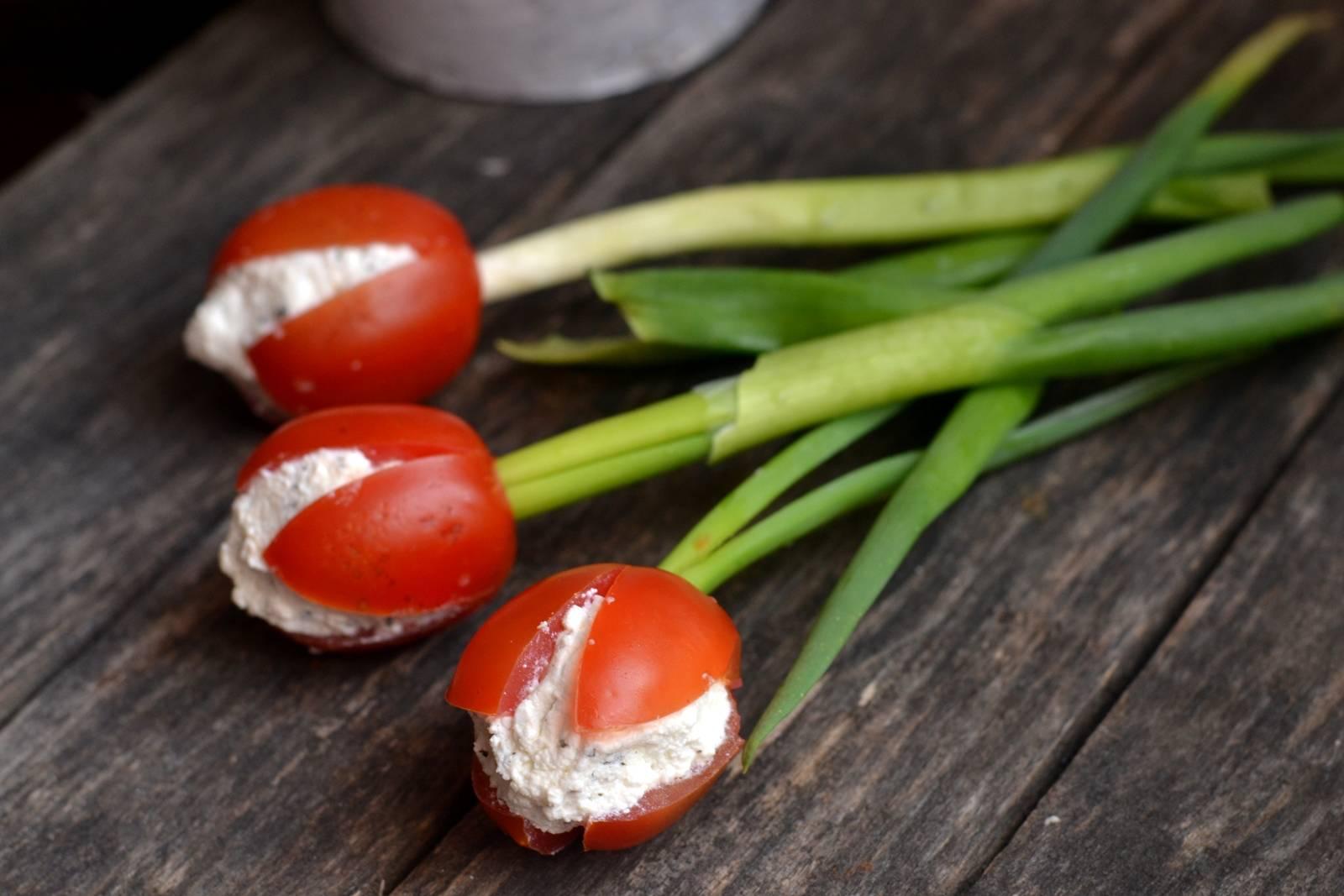 Paradicsom tulipánok recept főfotó