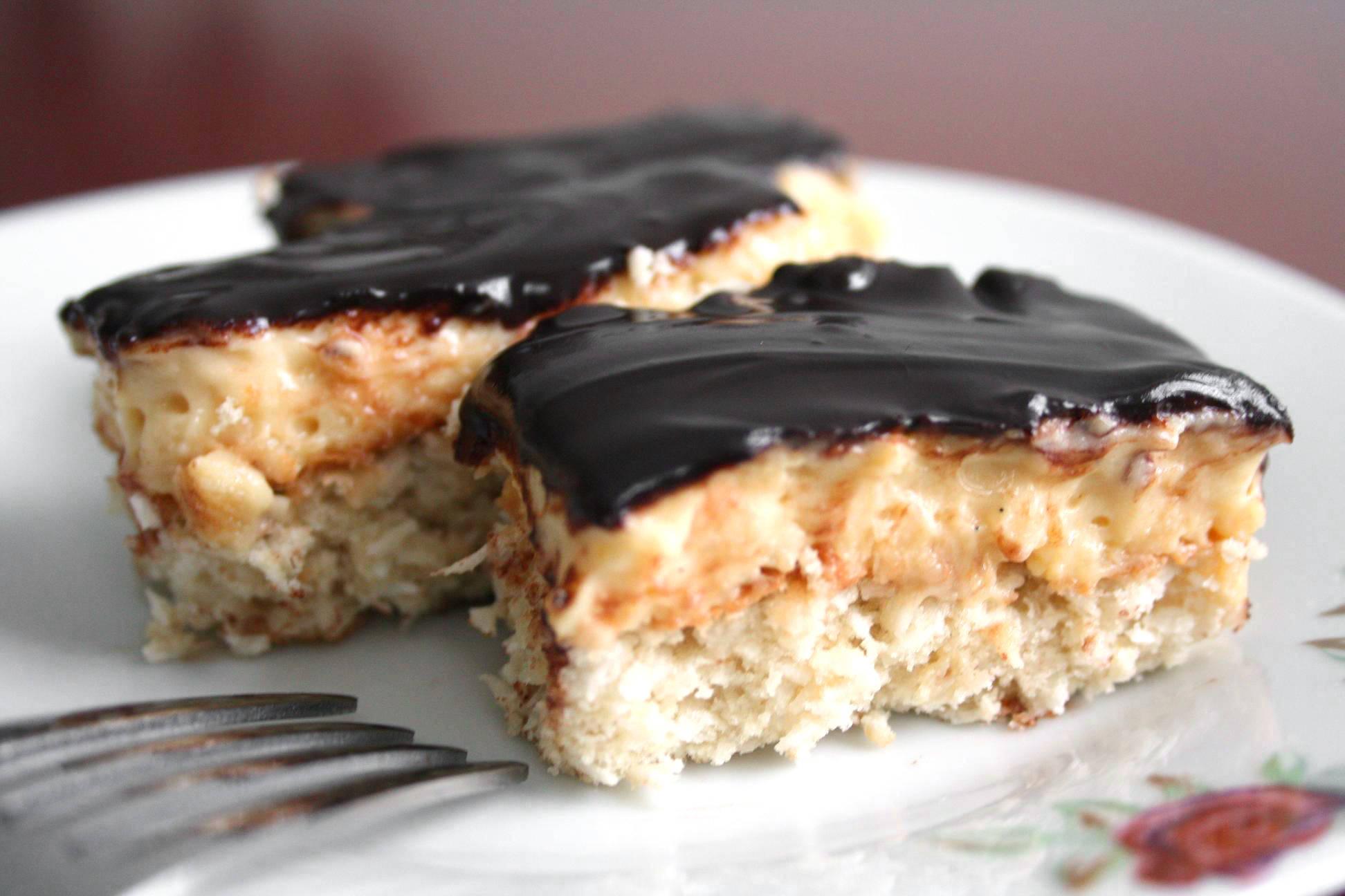 Kókuszos csokis krémes recept főfotó