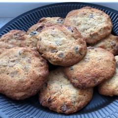 Cooksnap af Sara's cookies - bløde småkager