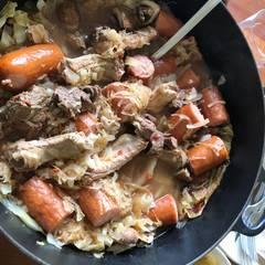 Cooksnap af Bigos (Jægergryde)
