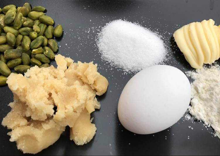 Pistaciemazarin - Rimmers Køkken