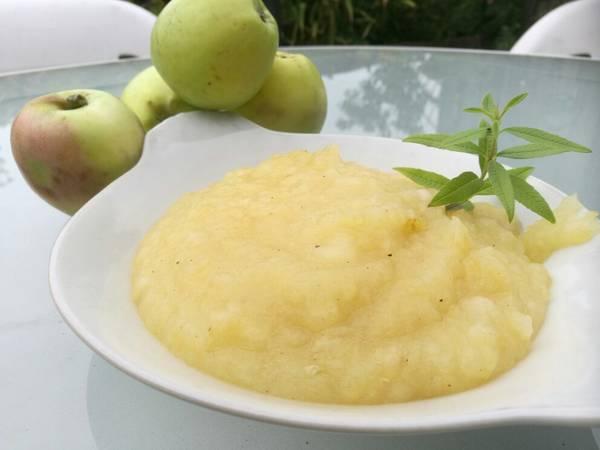 Kratluskerens æblegrød