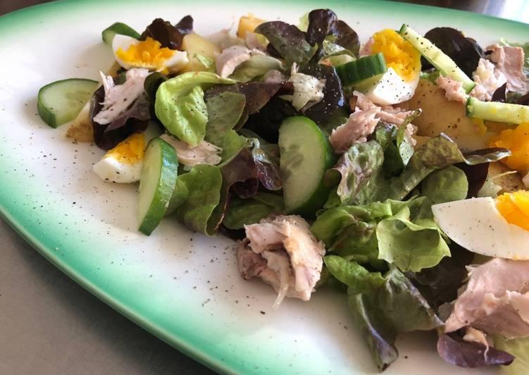 Hjemmekokkens salat