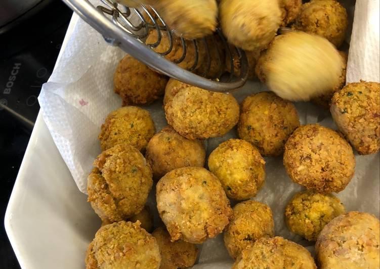 Falafel (friturestegte)