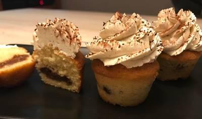 Tiramisu mini-muffins - Rimmers Køkken