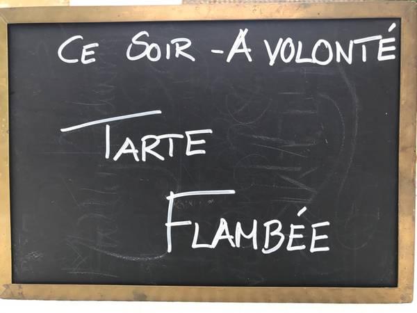 Tarte flambée - Rimmers Køkken