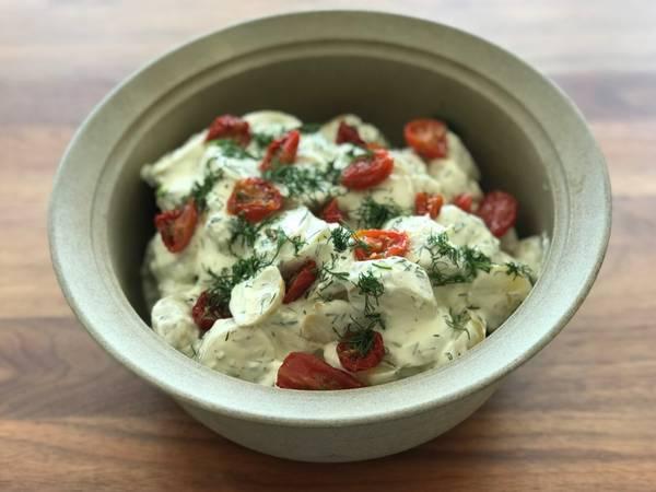Klassisk kartoffelsalat