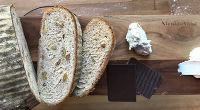 Valnøddebrød - Rimmers Køkken