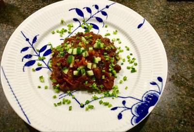 Chili con carne med grøntsager