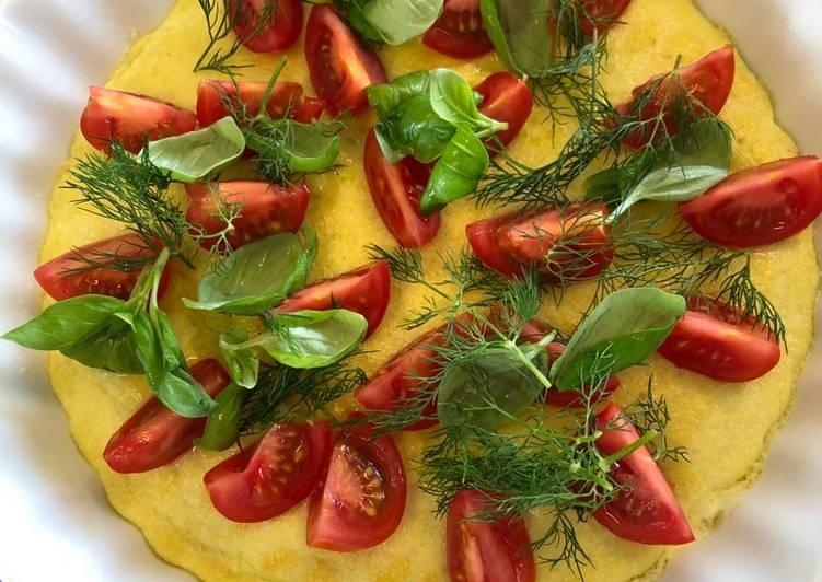 Asparges-æggecreme (af asparges-ender)