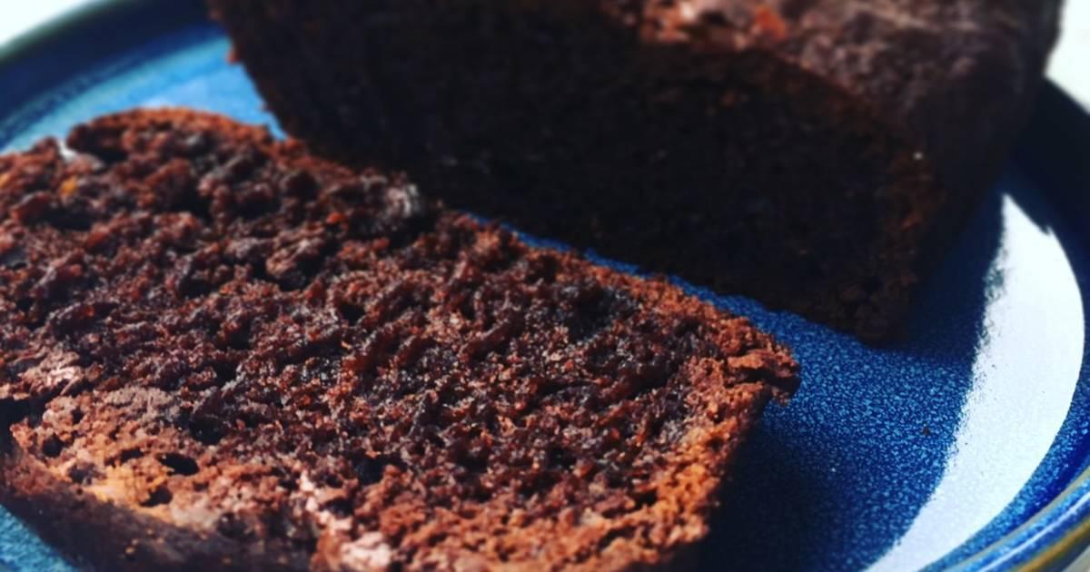 Svampet Chokoladebanankage Opskrift Af Runa Pihlmann Cookpad
