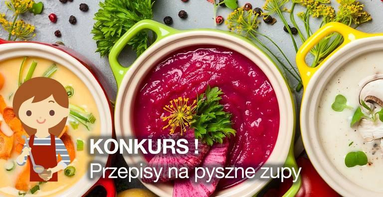 Konkurs Przepisy Na Pyszne Zupy Cookpad